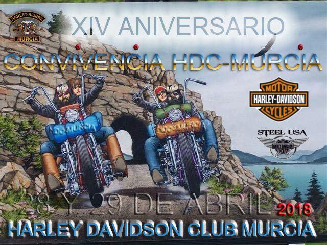 Convivencia HDC-MURCIA 2018